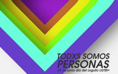 28 de Junio Día del Orgullo LGTBI+