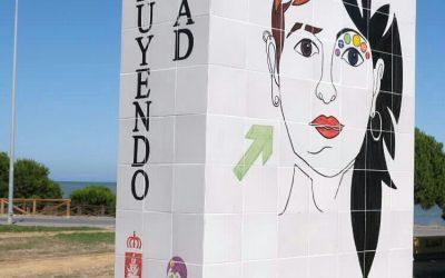 Inauguración del Monolito «Construyendo Igualdad»